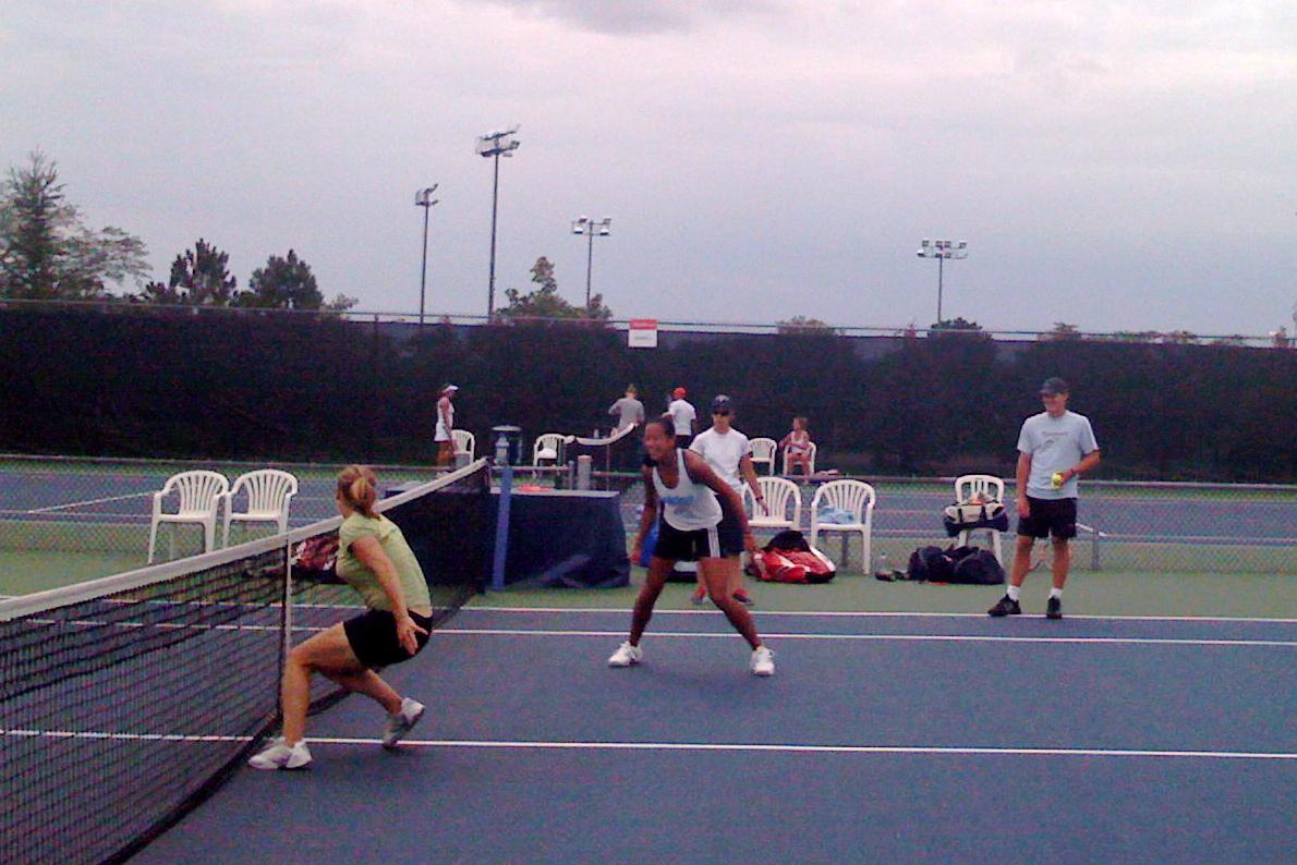 Biomechanics and tennis