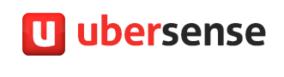 Ubersense Logo